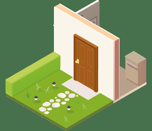 bien choisir-portes entrée