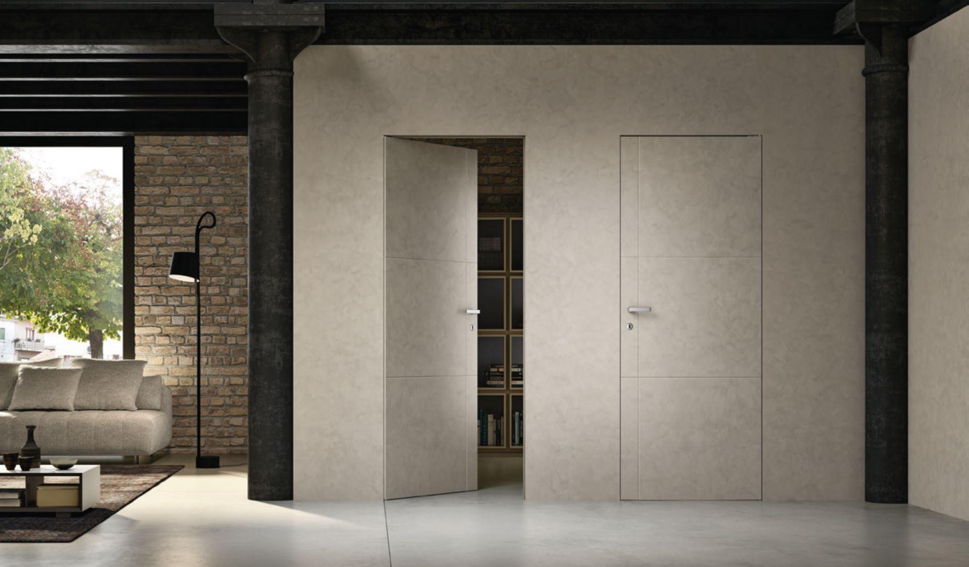 porte d'intérieur intégré à votre design