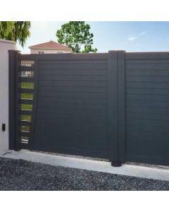 Avec le portail en aluminium Bastide, offrez-vous le confort dont vous rêvez et profitez-en pendant de longues années. Installé par monsieur store Venelles
